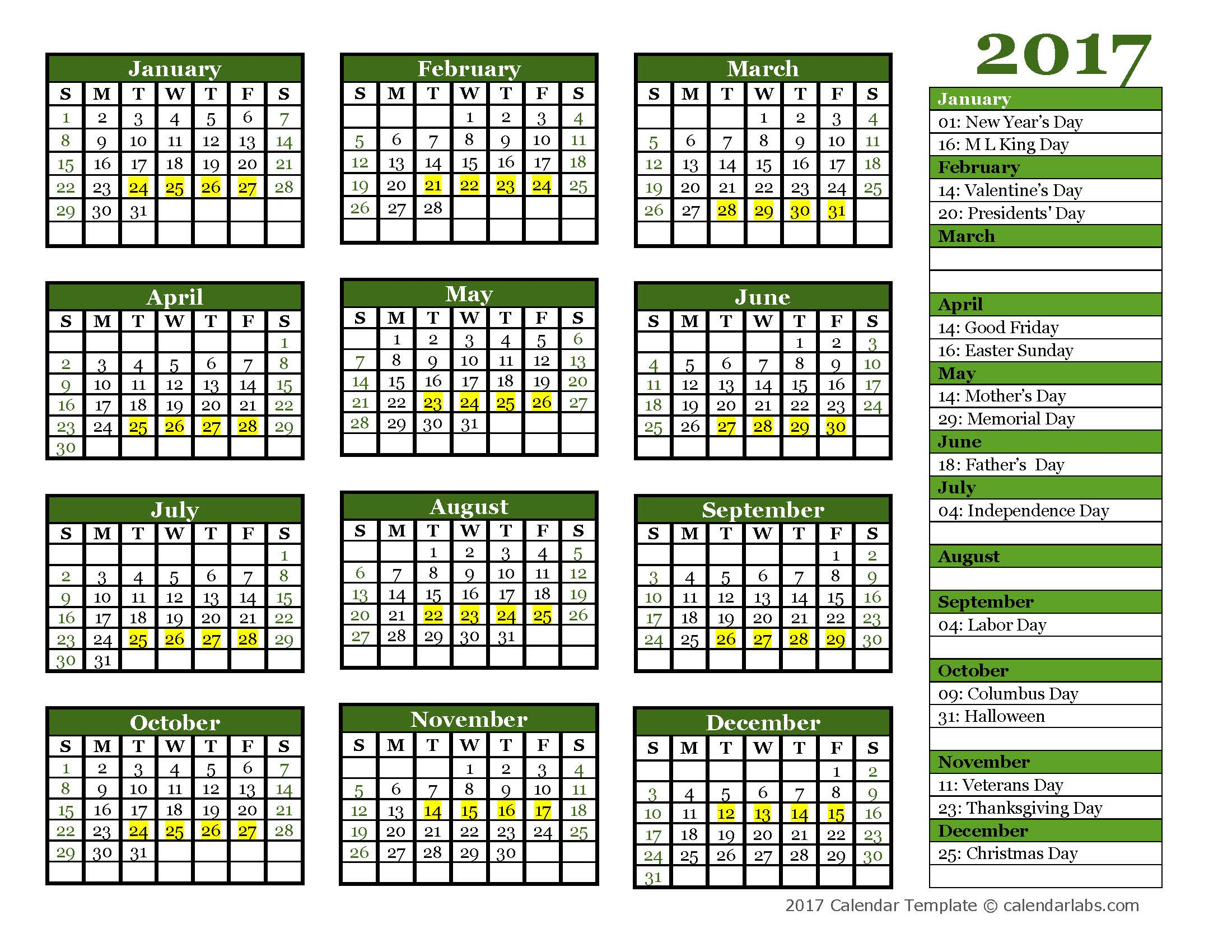 Safety training calendar template for Safety training calendar template